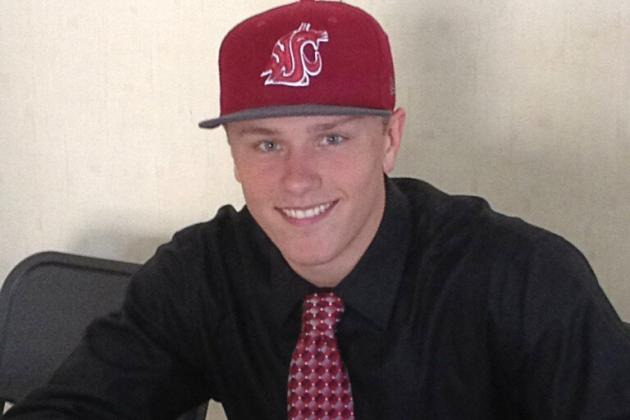 4-Star QB Officially Signs with Wazzu