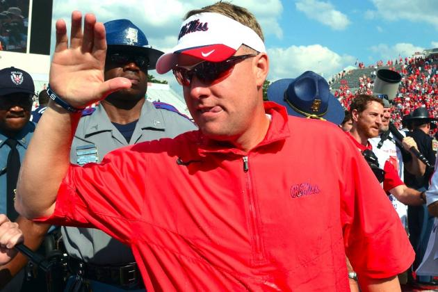 Ole Miss Football Recruiting: How Rebels' Epic Day Changes SEC Landscape