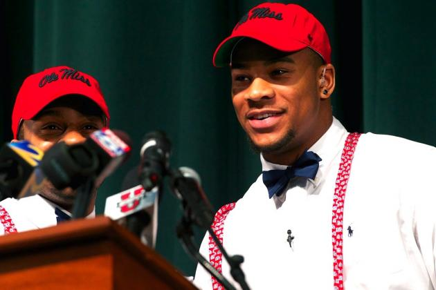 Inside Ole Miss' Historic 2013 Recruiting Class