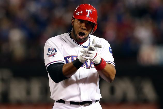 Elvis Andrus on Contract: 'We'll See What Happens'