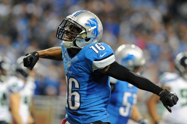 Only St. Louis Rams Place Claim on Troubled Titus Young