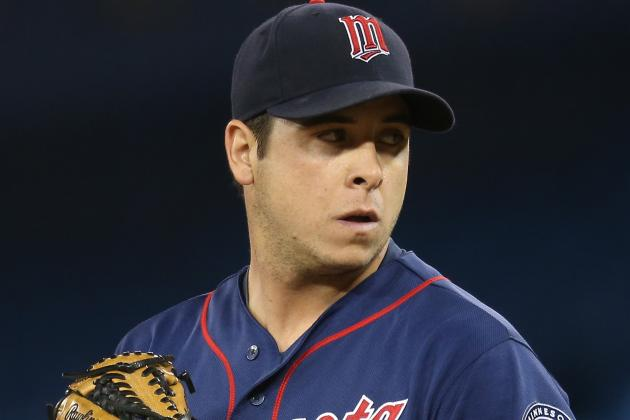 """Anthony Swarzak Fractures Ribs in """"Non-Baseball Activity"""""""