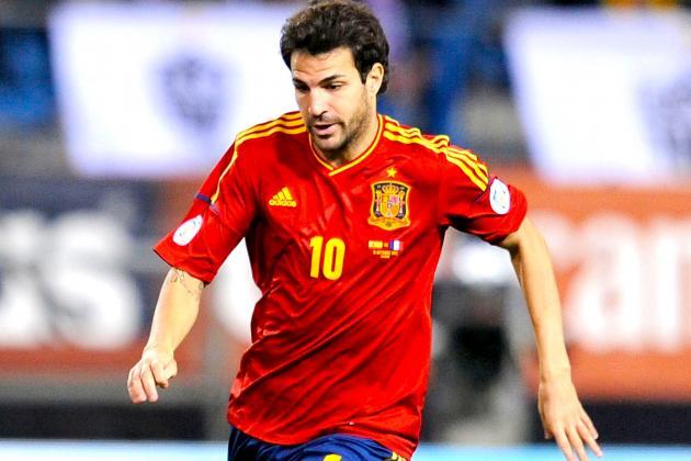 Spain 3-1 Uruguay: Pedro Scores Two, Spain Beat Uruguay