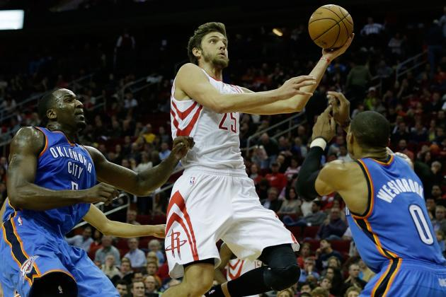 Rockets vs. Heat: Chandler Parsons the Key to Victory for Houston