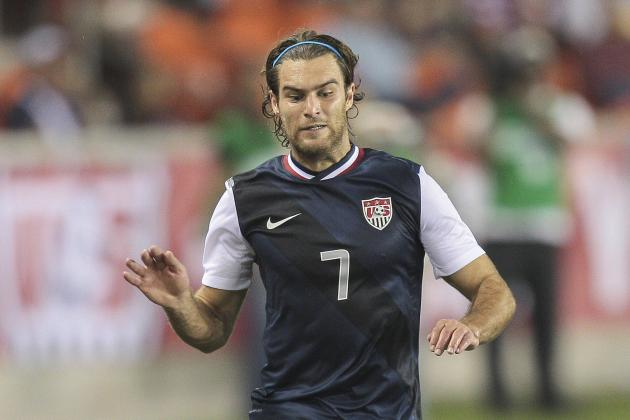 Zusi, Bocanegra on Bench to Start vs. Honduras