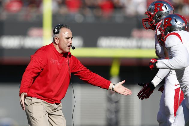 Rutgers Football Announces 2013 Recruiting Class