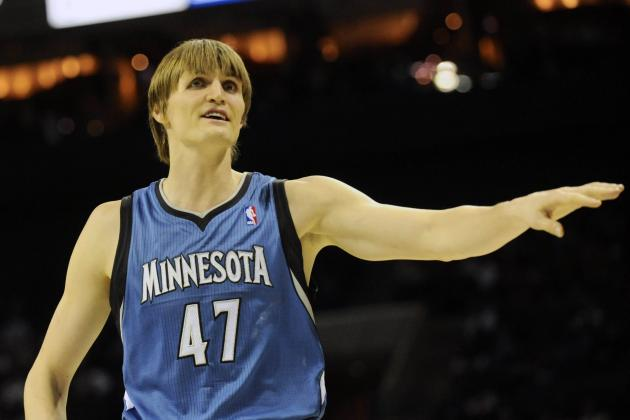 Timberwolves' Andrei Kirilenko out 'four or Five Days'