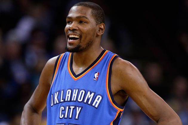 Durant Already One of Best Offensive Players of All-Time