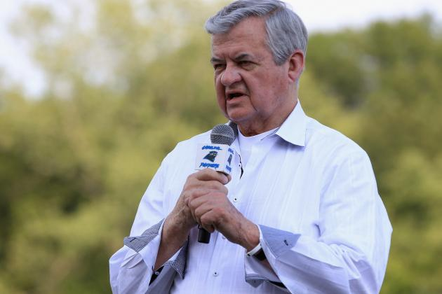 Jerry Richardson Meets with NC Senate GOP Leader