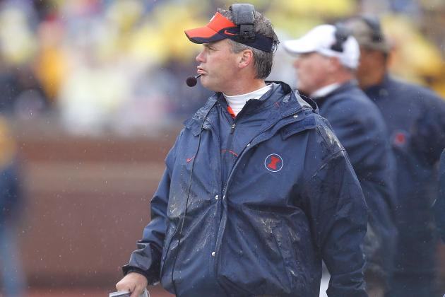 Beckman and Staff Announce 2013 Signing Class