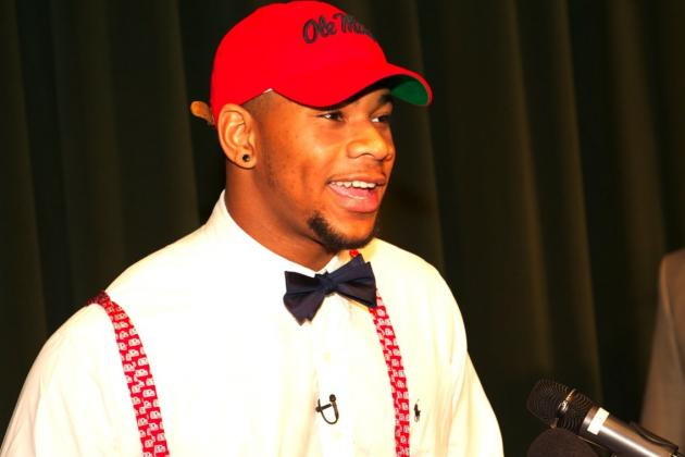 National Signing Day: How College Football Recruits Earn Their Stars