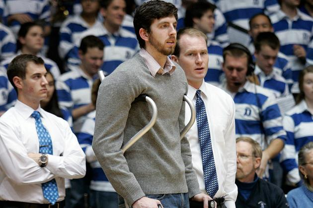 Duke's Ryan Kelly 'getting Better,' but No Return Date in Sight