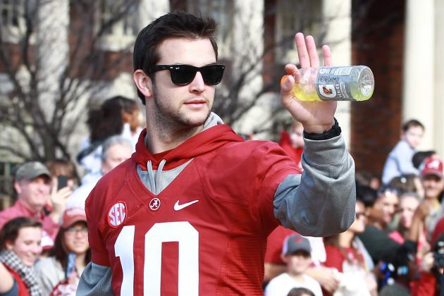 Video: AJ McCarron Talks Signing Day