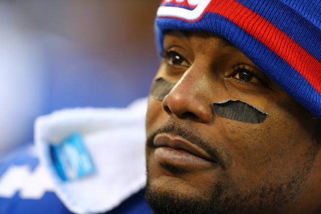 New  York Giants: Big Blue Cuts Veterans Ahmad Bradshaw, Chris Canty