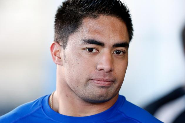Manti Te'o and Lance Armstrong Among Most Disliked American Athletes in Poll