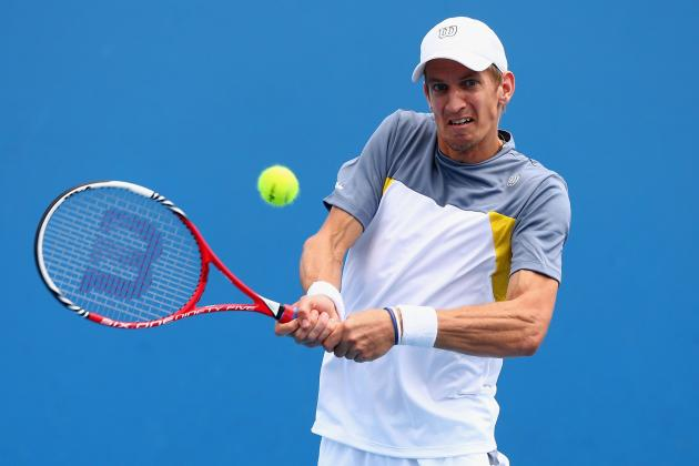 Nieminen Beats Davydenko in France