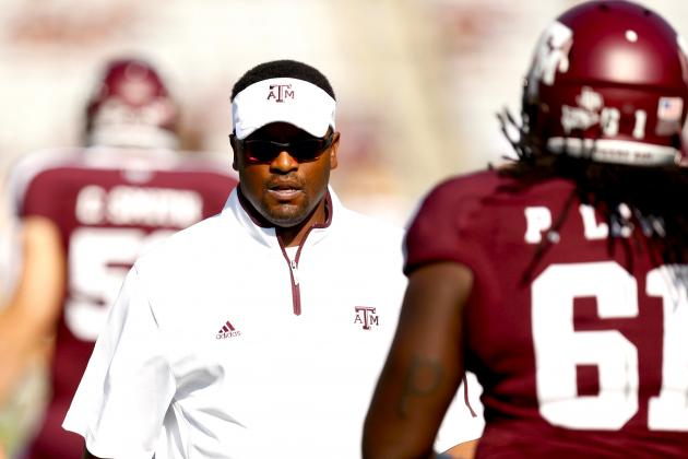 Texas A&M's 2013 Recruiting Class Further Proof Aggies Have Surpassed Texas