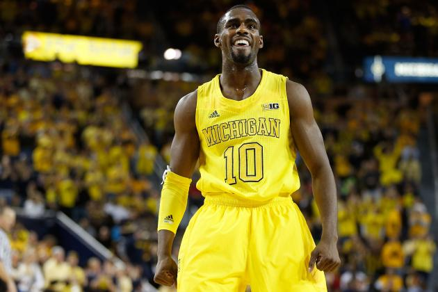 Michigan Basketball: Tim Hardaway Jr.'s Draft Stock Skyrockets vs. Buckeyes