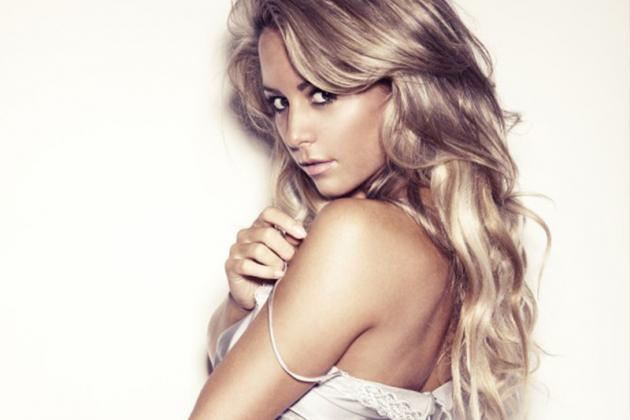 UFC Introduces First European Ring Girl, UK Model Carly Baker