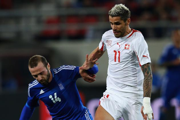 Switzerland Draws 0-0 with Greece 0-0 in Lackluster Friendly