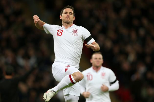 England 2 Brazil 1: International Friendly Match as It Happened