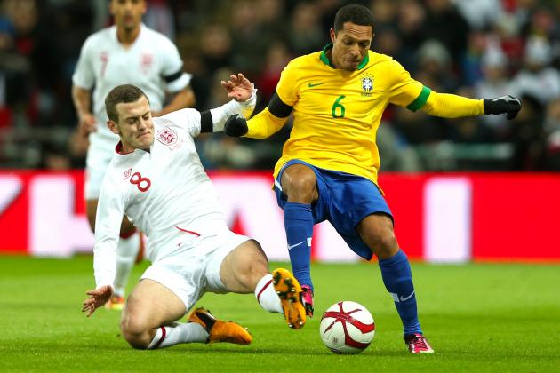 Wilshere Steals the Show from Neymar as England Beat Brazil