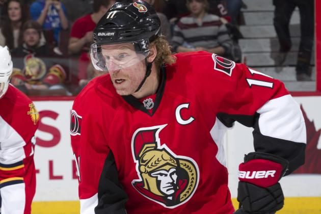 Alfie Praises Young Swedes Silfverberg and Zibanejad