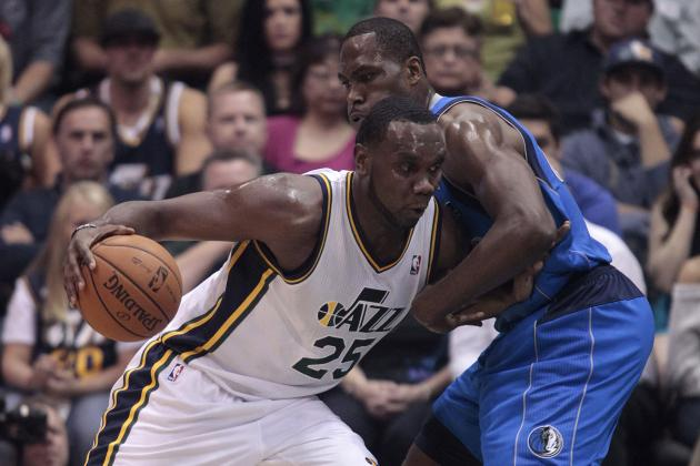 NBA Trade Rumors: Utah's Al Jefferson to the San Antonio Spurs?