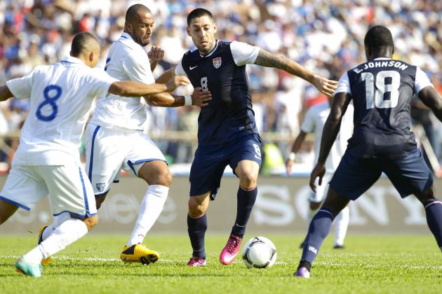 Honduras vs. USA: World Cup Qualifying Live Score, Highlights, Recap