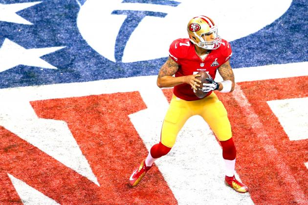 After Incredible Debut Campaign, What's the Ceiling for Colin Kaepernick?