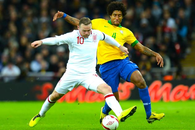 England vs. Brazil: Score, Grades and Post-Match Reaction