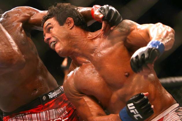 Vitor Belfort Approved for TRT at UFC on FX 7, Tavares Suspended for Steroids