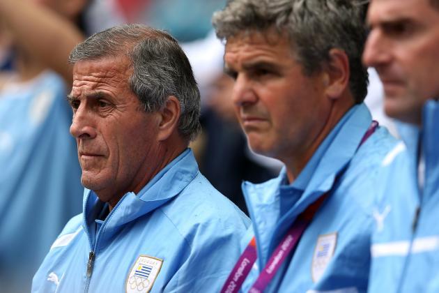 Spain Downs Uruguay 3-1 in Friendly