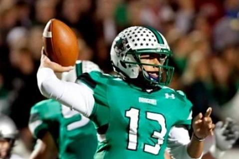 Southlake Carroll QB Kenny Hill Signs with Texas A&M