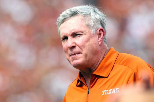 Poor Recruiting Finish, Mack Brown's Comments Don't Bode Well for Texas