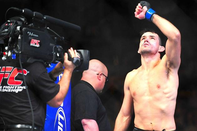UFC Welterweight Division Has a New Threat in Demian Maia