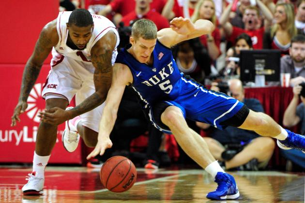 NC State vs. Duke: Start Time, Live Stream, TV Info, Preview and More