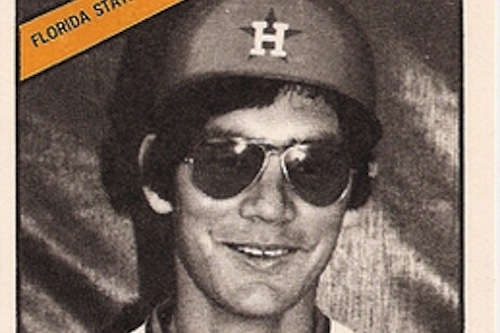 Just Because: Bruce Bochy in 1977
