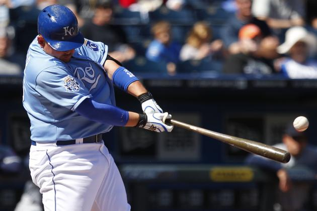 MLB Preseason Evaluation Series: 2013 Kansas City Royals