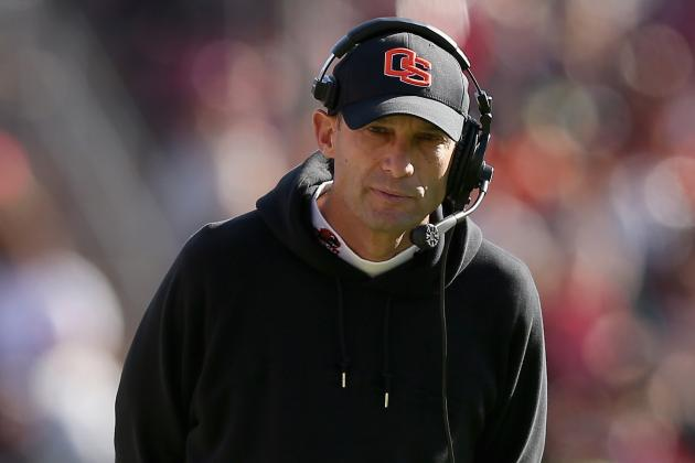 OSU'S 2013 Class Might Look Underwhelming, but Beavers Expected to Do Well