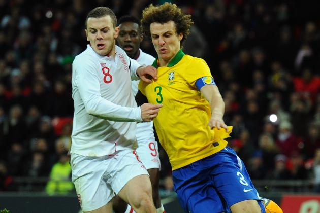 International: Why Jack Wilshere Was England's Star Performer Against Brazil