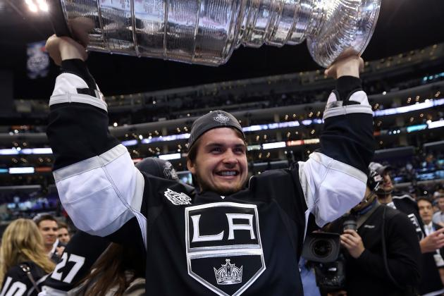 Kings Acquire 5th Round Selection in 2013 from New Jersey for Andrei Loktionov