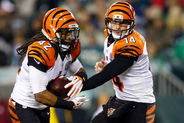 Should the Bengals Use Free Agency or the Draft to Get a New Running Back?