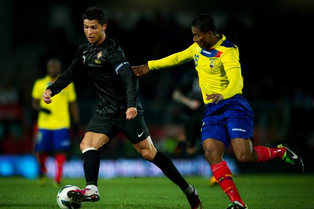 Portugal 2-3 Ecuador: Ronaldo and Co Stunned by Caicedo Winner
