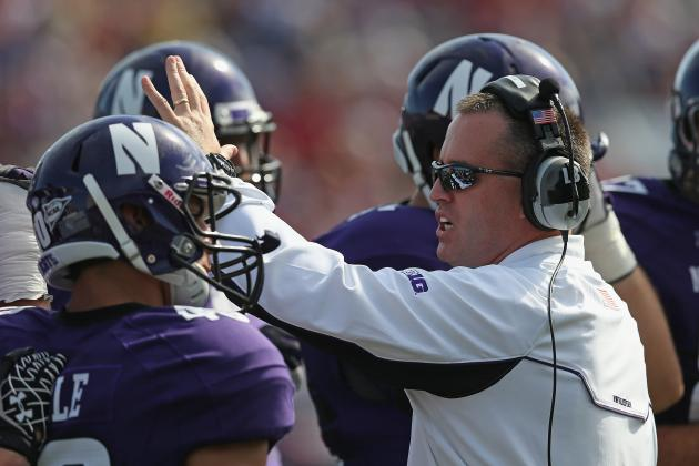 Northwestern Football Introduces 2013 Signing Class