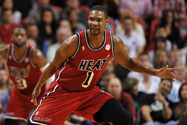 Chris Bosh: Updates on Heat Star's Playing Status