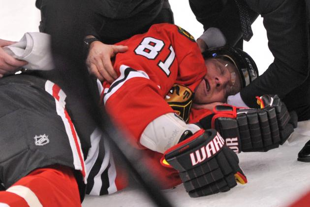 Blackhawks' Hossa Downplays Facing Torres