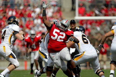NFL Draft 2013: Why the Minnesota Vikings Should Select DT Jonathan Hankins