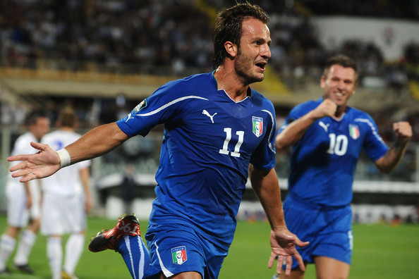 Gila: 'Have Patience with Young Italy'