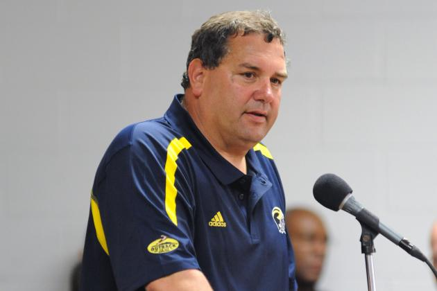 Michigan Is Starting to Look Like a Brady Hoke Team